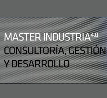 4.0 Industry Master´s degree: Consultancy, Management and Development
