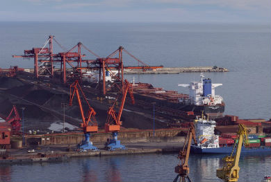 Partners of METAINDUSTRY4 work on the design of a specialized Load Terminal in Gijón Port