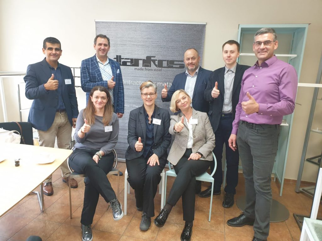 "MetaIndustry4 participates in ""AttTrak: Employer empowerment to attract, transfer and keep young people in metal industries"" workshop in Lithuania"