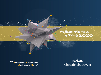 Happy Holidays from MetaIndustry4!