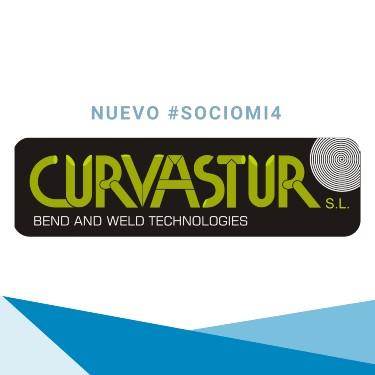 Damos la bienvenida a un nuevo #socioMI4: CURVASTUR