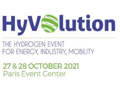 Feria Internacional del Hidrógeno: HyVolution 2021