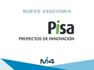 Nuevo #socioMI4: Pisa Proyectos de Innovación