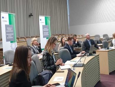 Nuevo encuentro del proyecto de Economía Circular, CEMIVET
